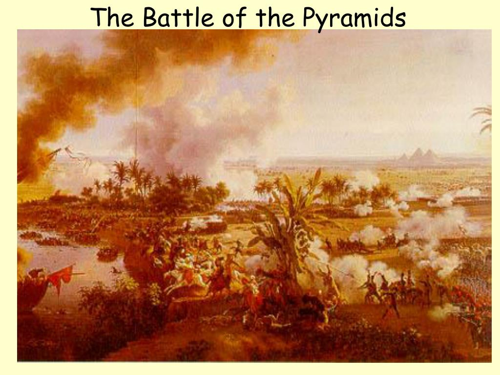 The Battle of the Pyramids