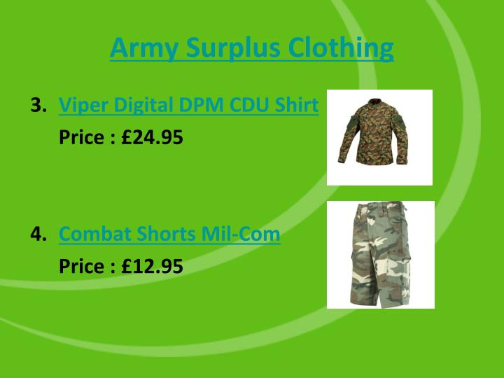Army surplus clothing3