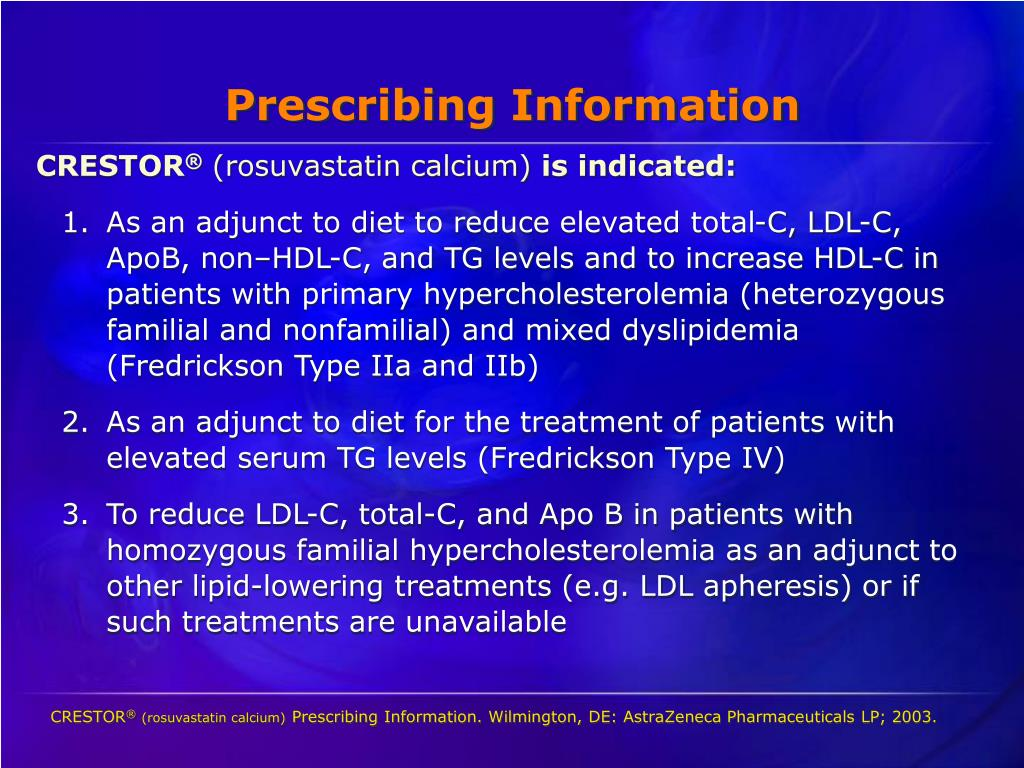Prescribing Information