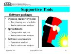 supportive tools