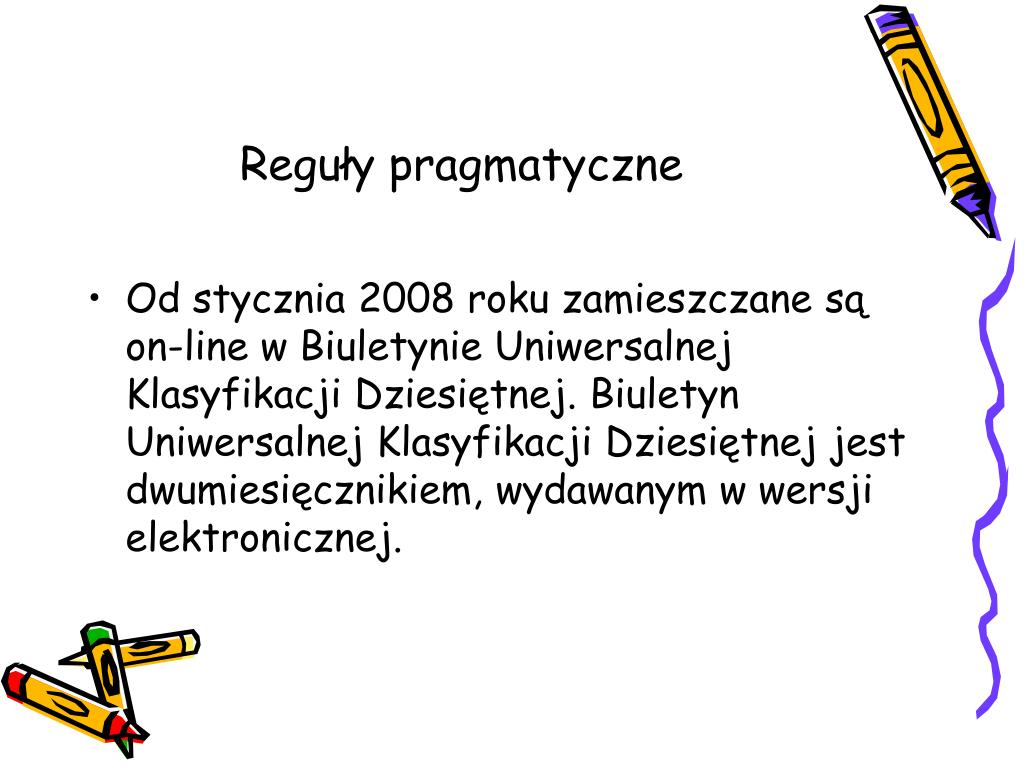 Reguły pragmatyczne