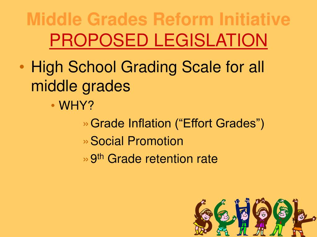 Middle Grades Reform Initiative