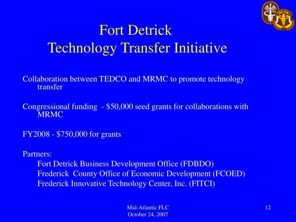 Fort Detrick