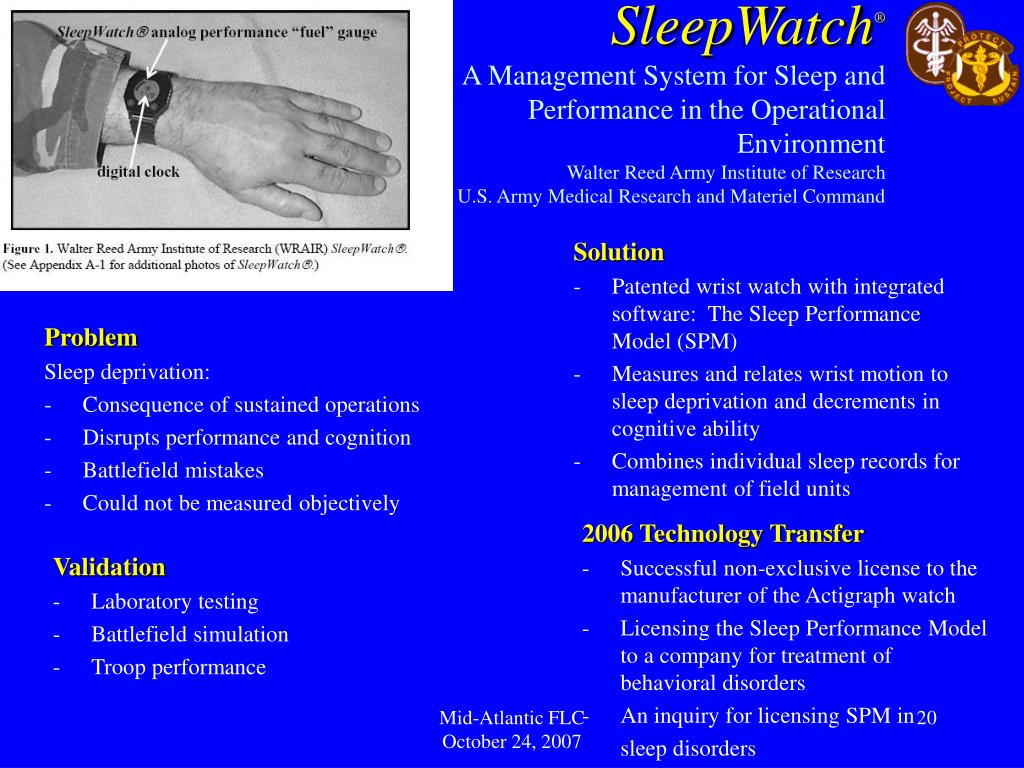 SleepWatch
