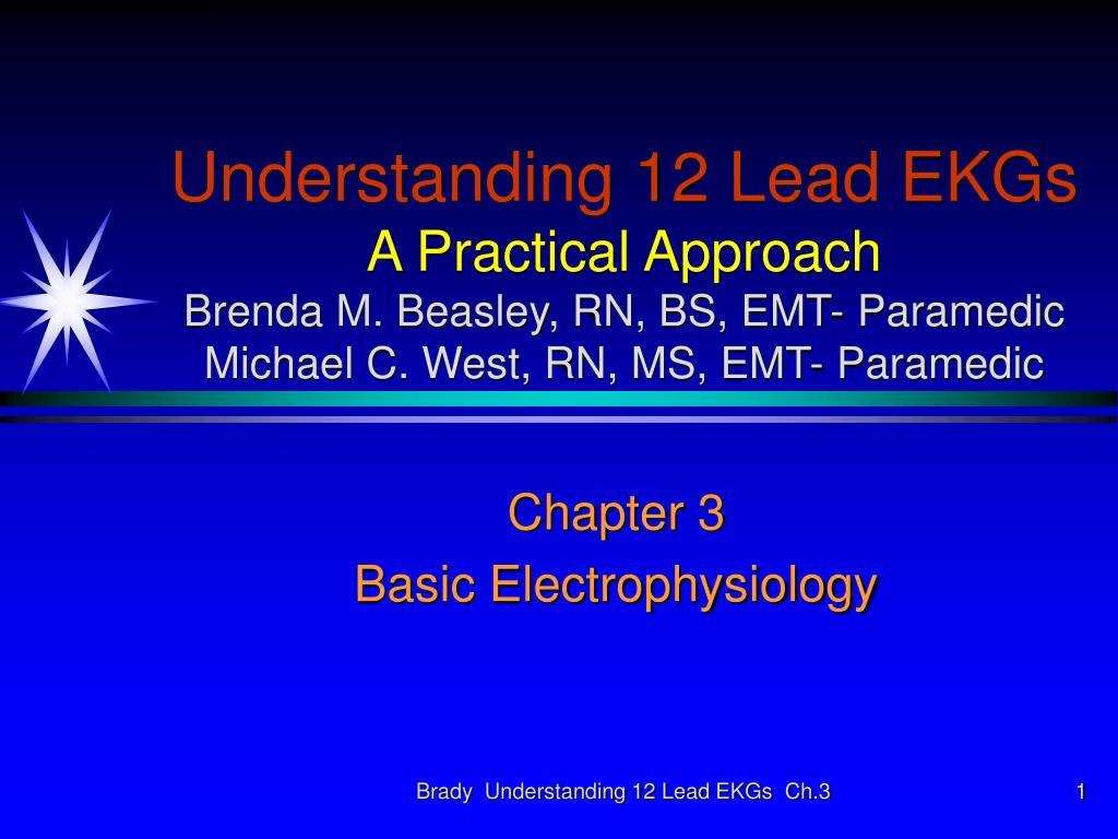 Understanding 12 Lead EKGs