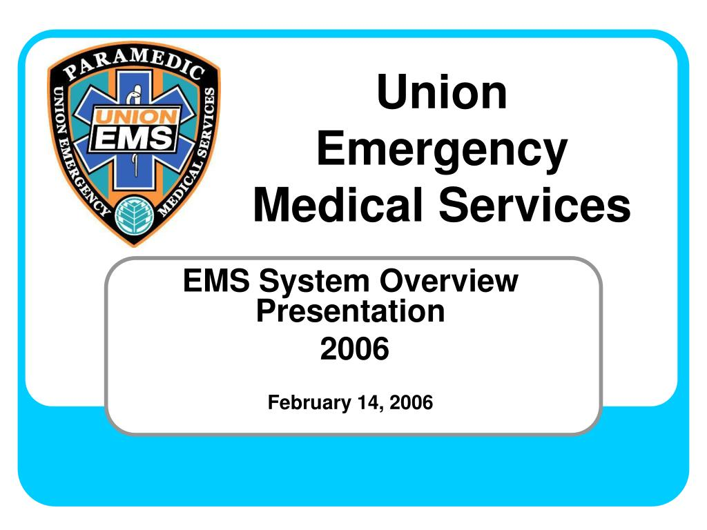Union Emergency Medical Services