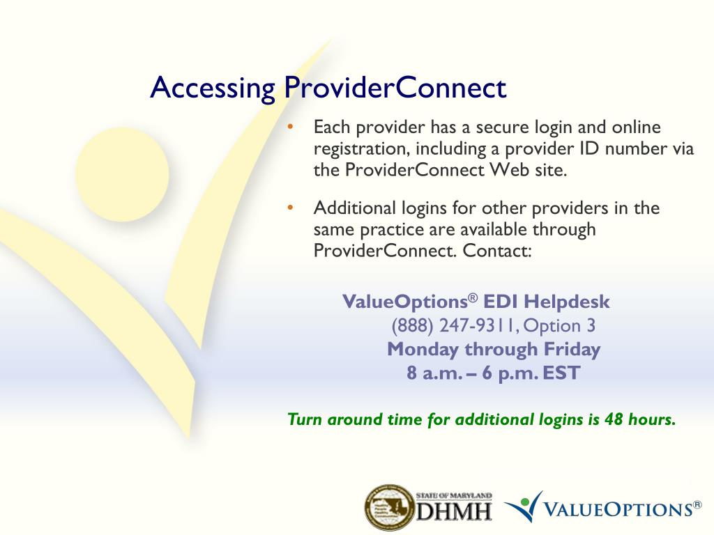 how to add provider to providerconnect