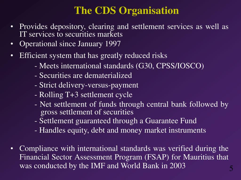 Financial sector developments in mauritius