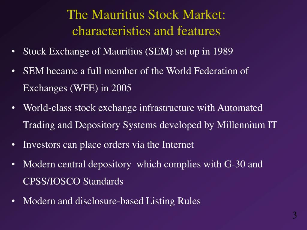 Stock Exchange Of Mauritius Historical Quotes « 5 Best Binary