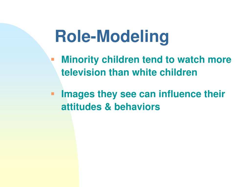 Role-Modeling