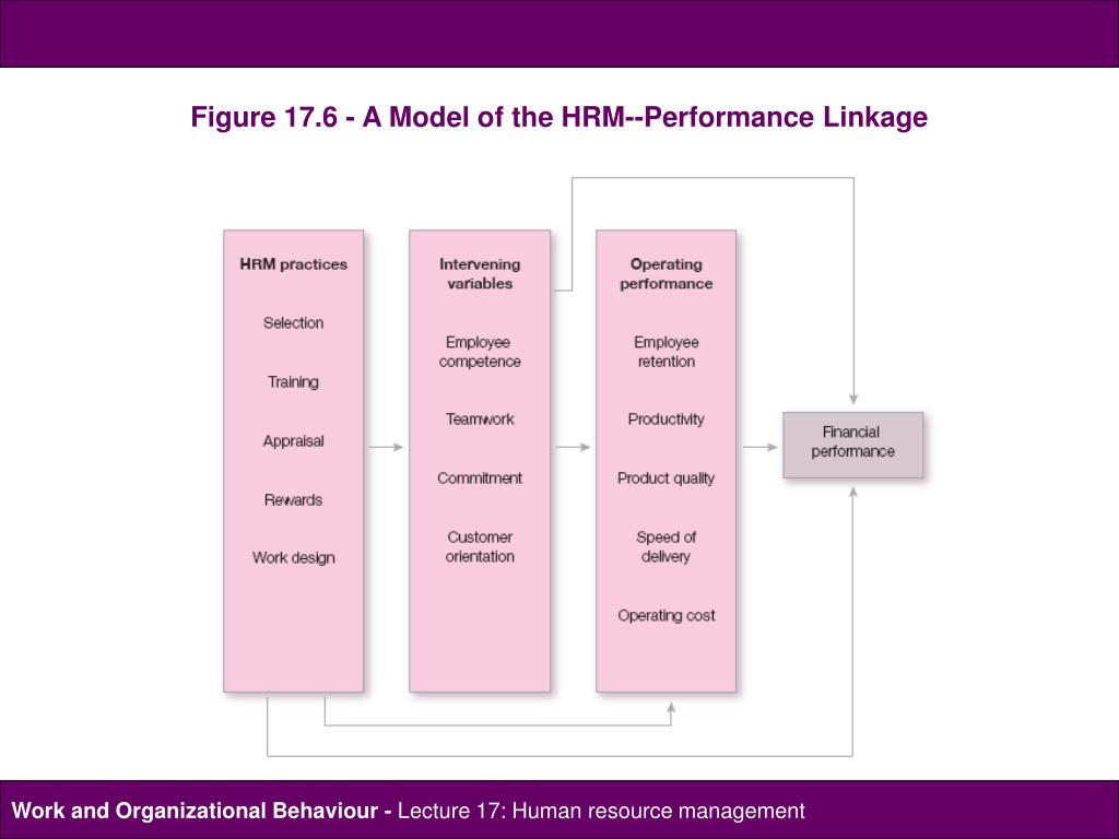 relationship between firm resources and performance commerce essay Studies show a dramatic increase in both worker and business performance when an organization effectively sets and closely  with the same resources-achieving the.