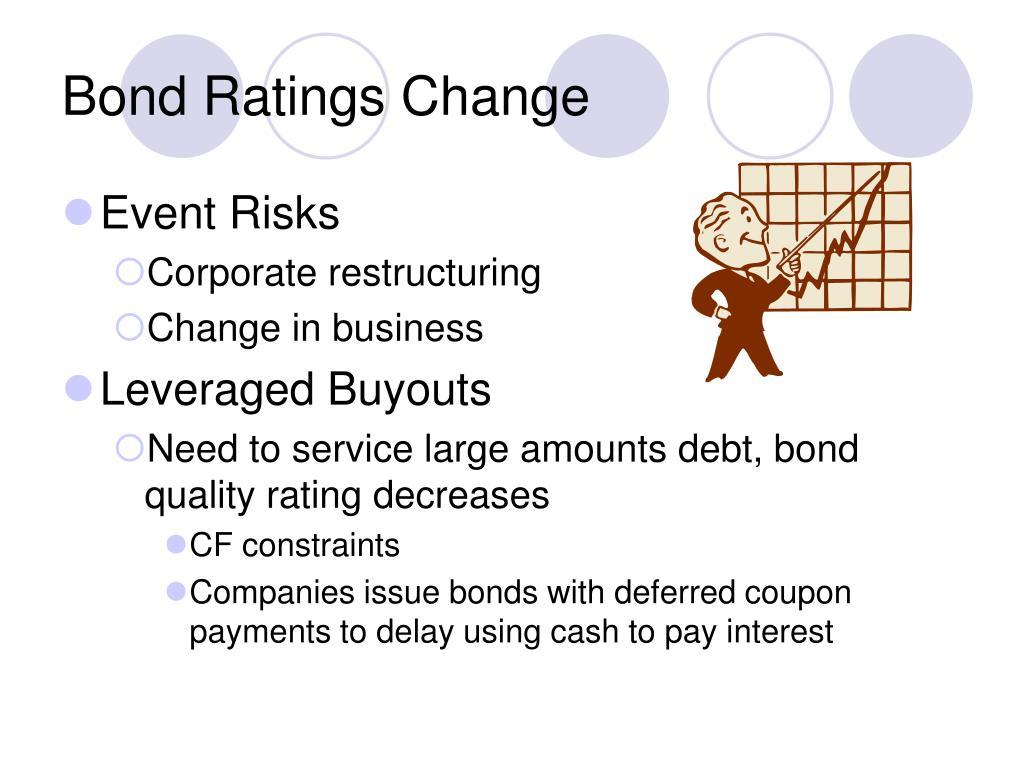 Bond Ratings Change