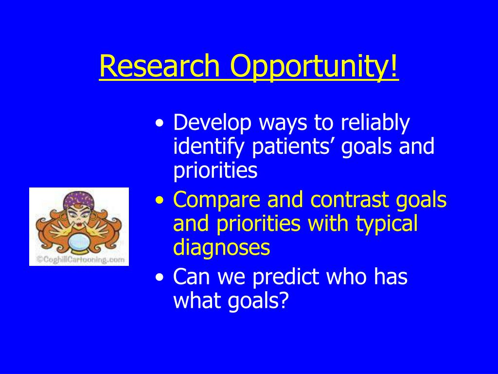 Research Opportunity!