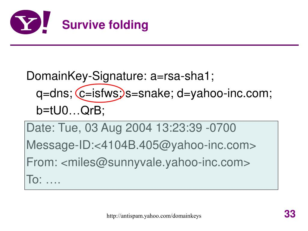Survive folding