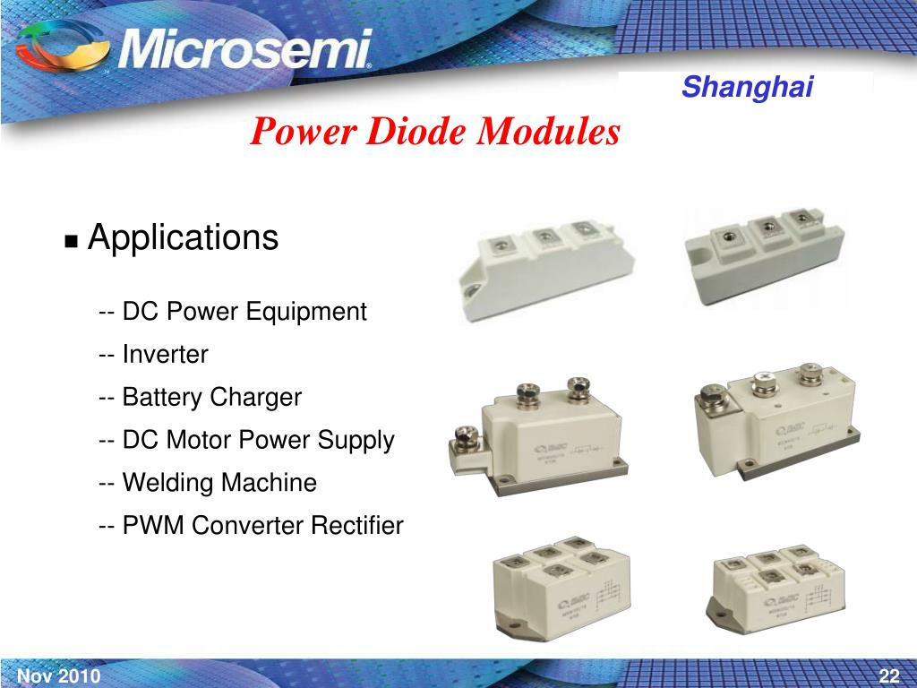 Power Diode Modules