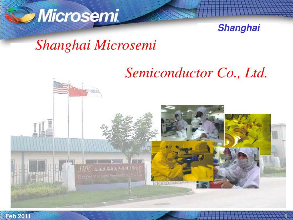 Shanghai Microsemi