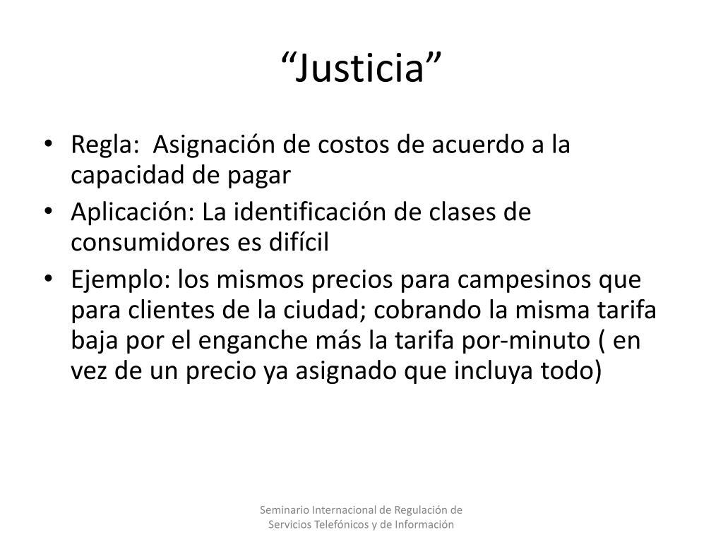 """Justicia"""
