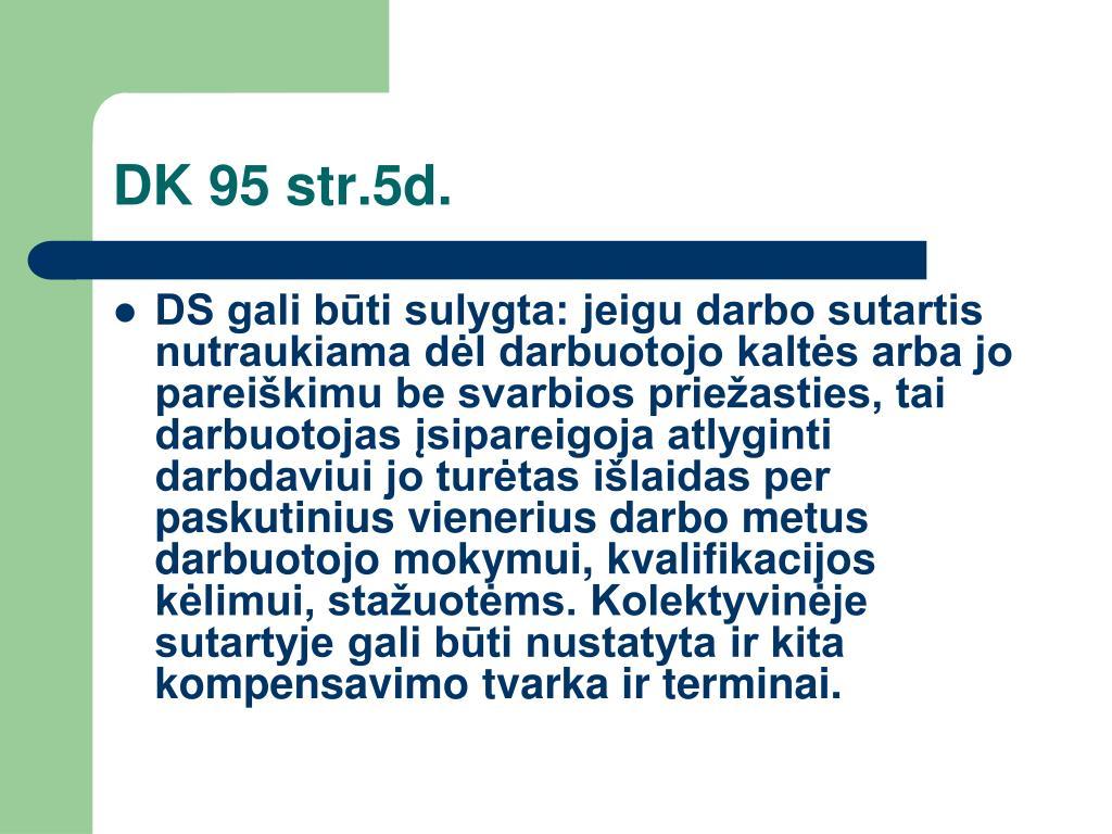 DK 95 str.5d.