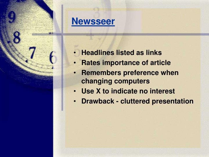 Newsseer