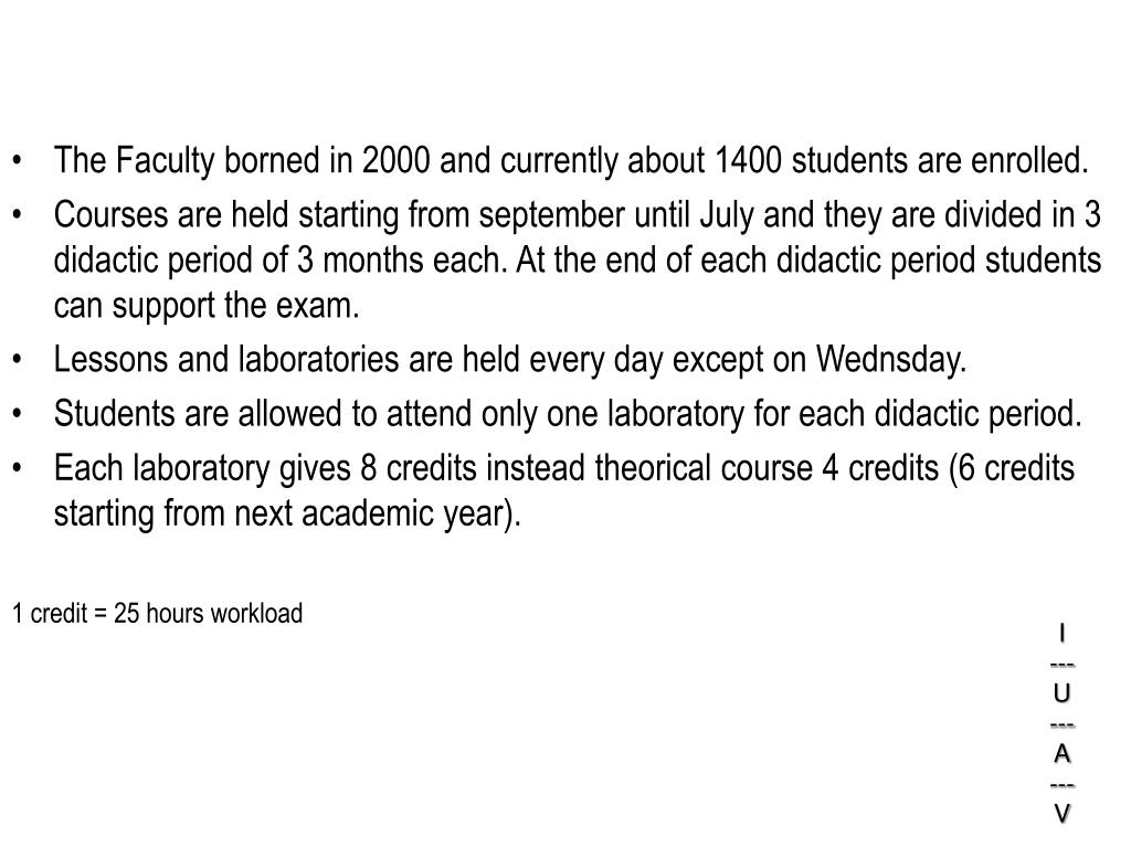 The Faculty borned in 2000 and currently about 1400 students are enrolled.
