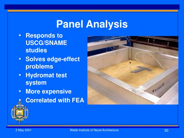 Panel Analysis