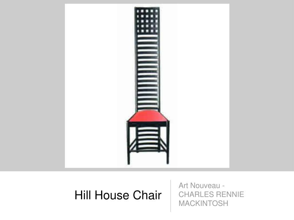 Hill House Chair