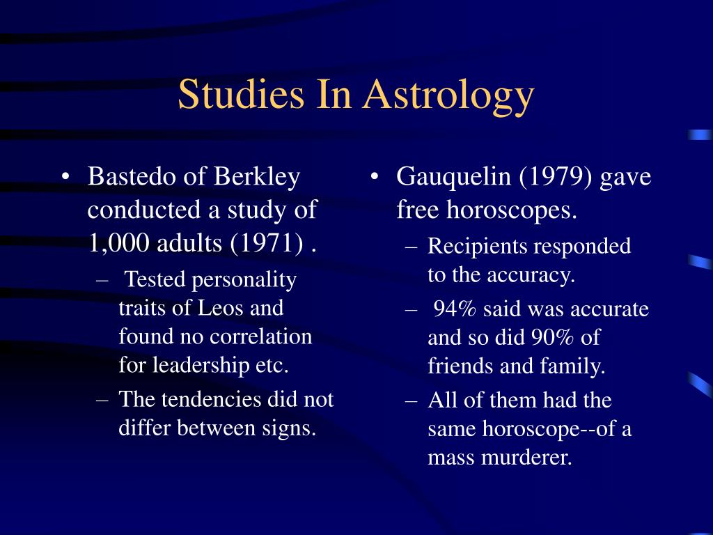 Bastedo of Berkley conducted a study of 1,000 adults (1971) .