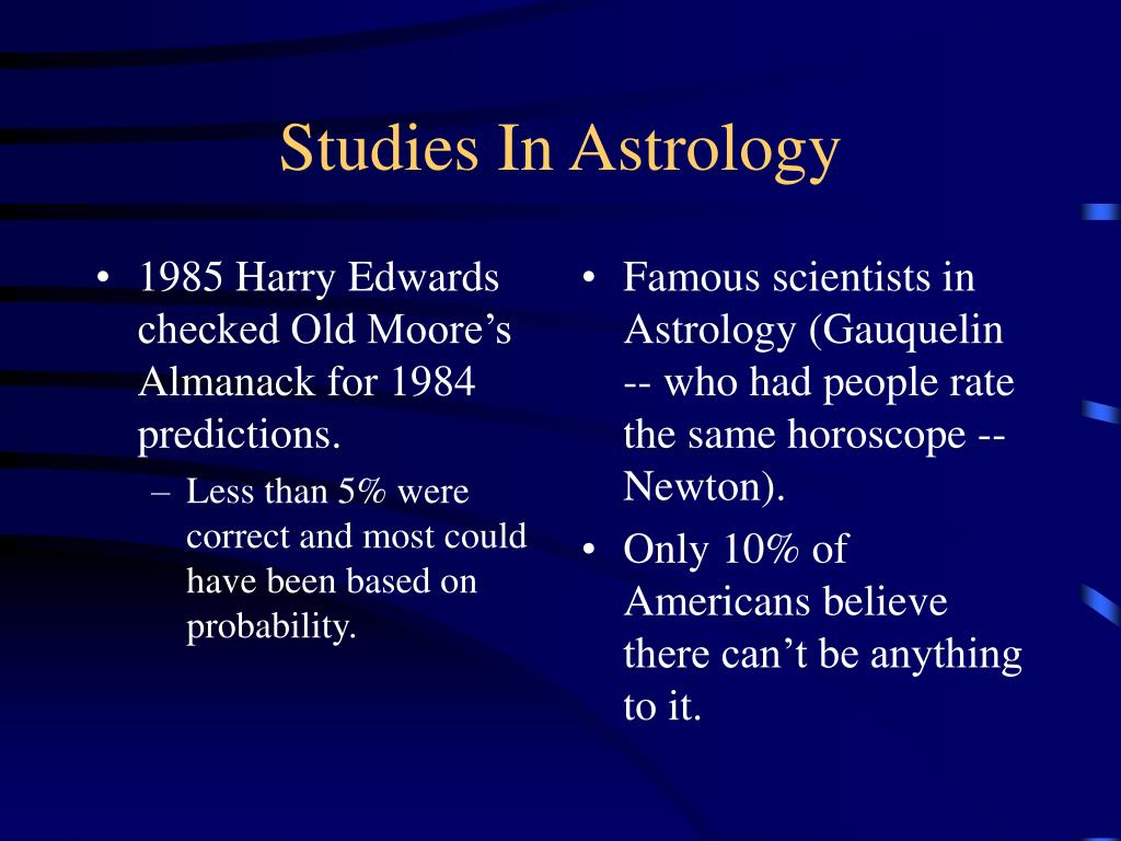 1985 Harry Edwards checked Old Moore's Almanack for 1984 predictions.