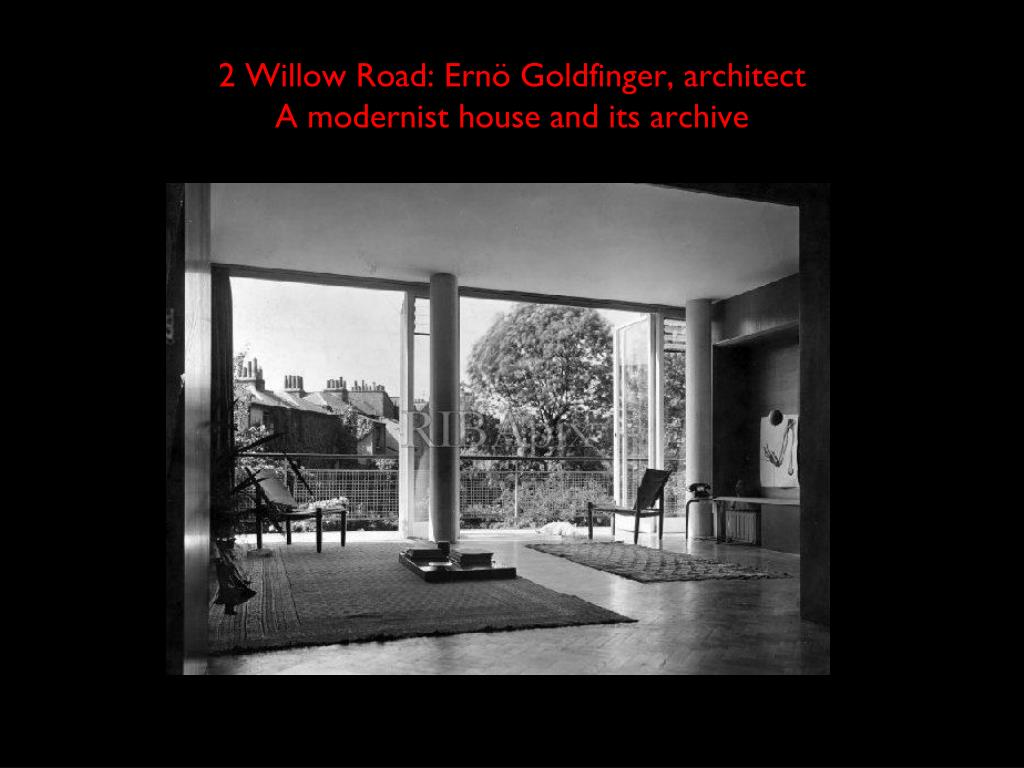 2 Willow Road: Ern