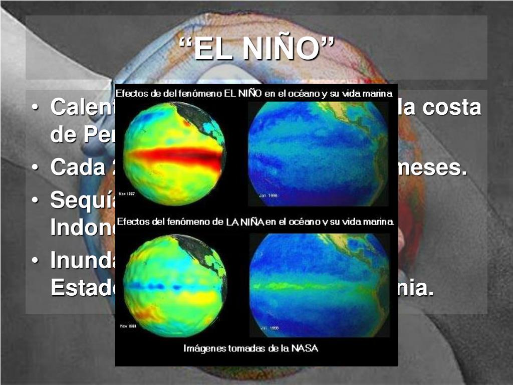 """""""EL NIÑO"""""""
