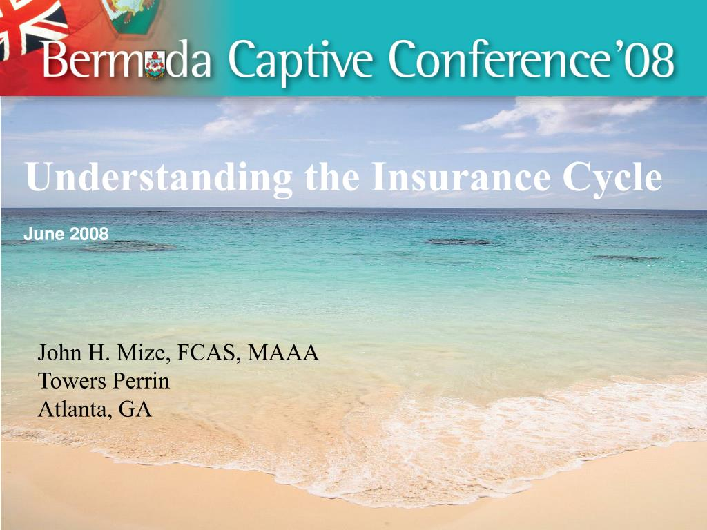 Understanding the Insurance Cycle