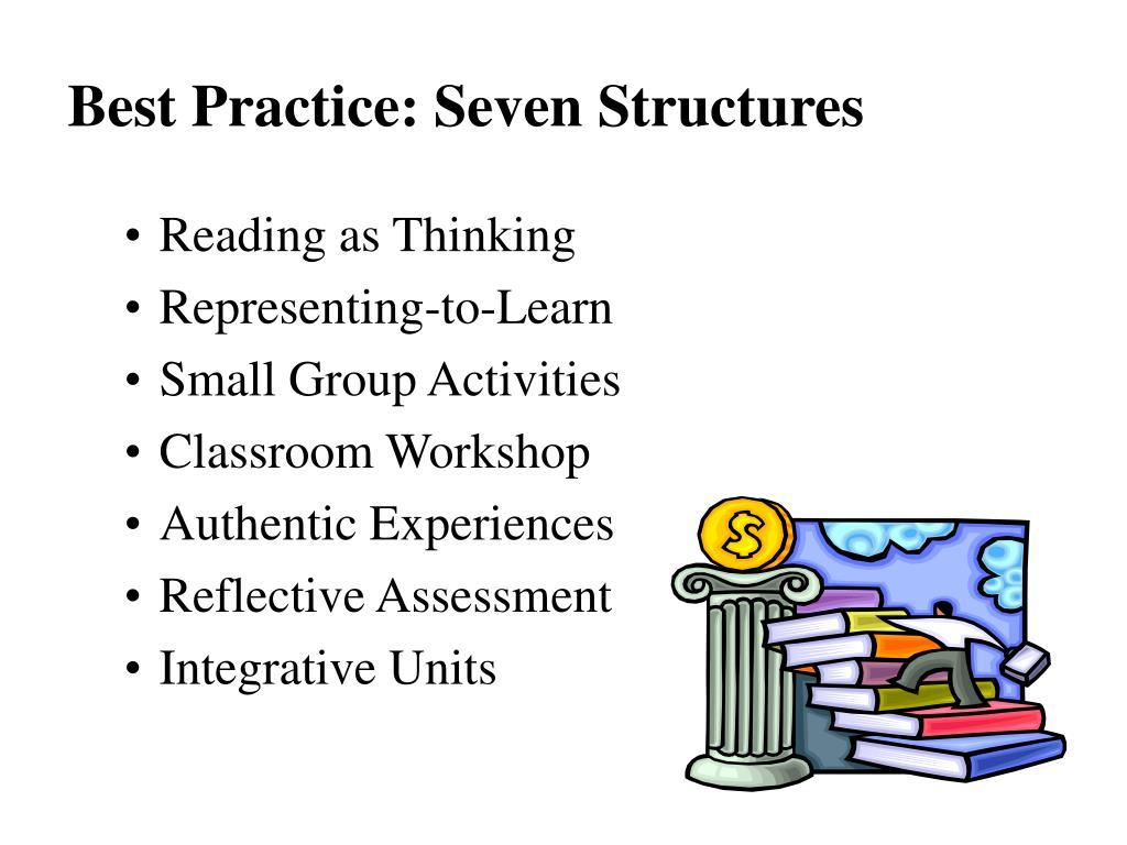 best practice instructional strategies