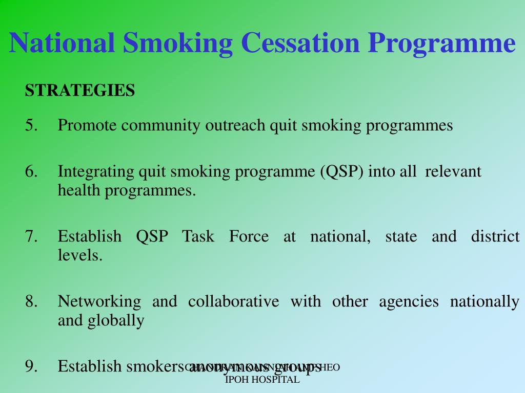 community based group intervention for tobacco cessation essay Approaches and participation rates for a community based smoking cessation intervention in rural kerala, india asian pacific j cancer prev, 14 (5) , 2891-2896 introduction.