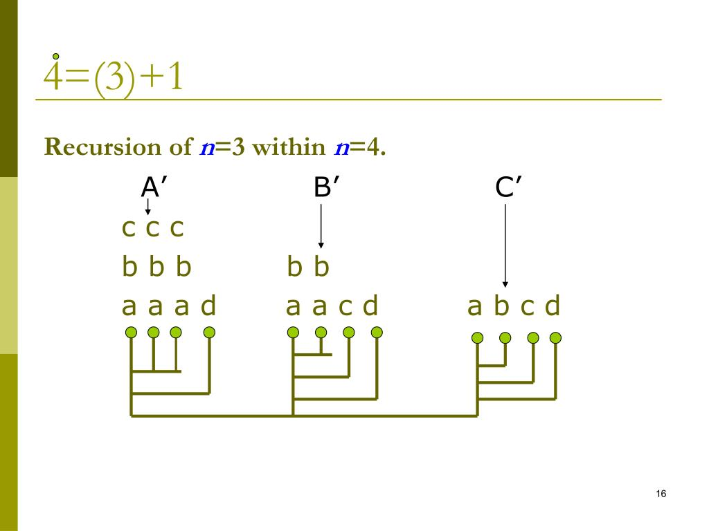 4=(3)+1