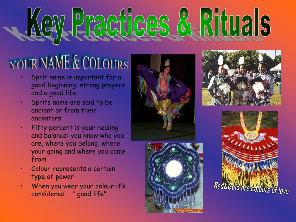 Key Practices & Rituals