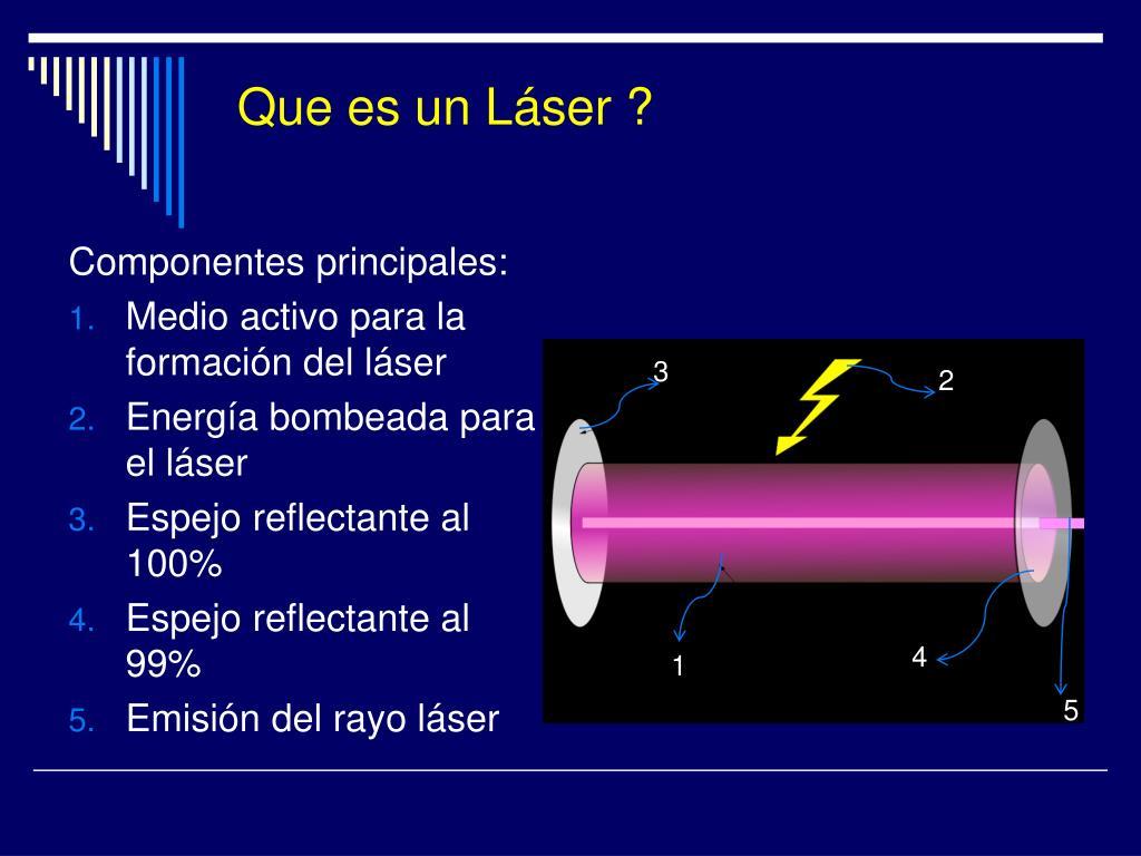 Que es un Láser ?
