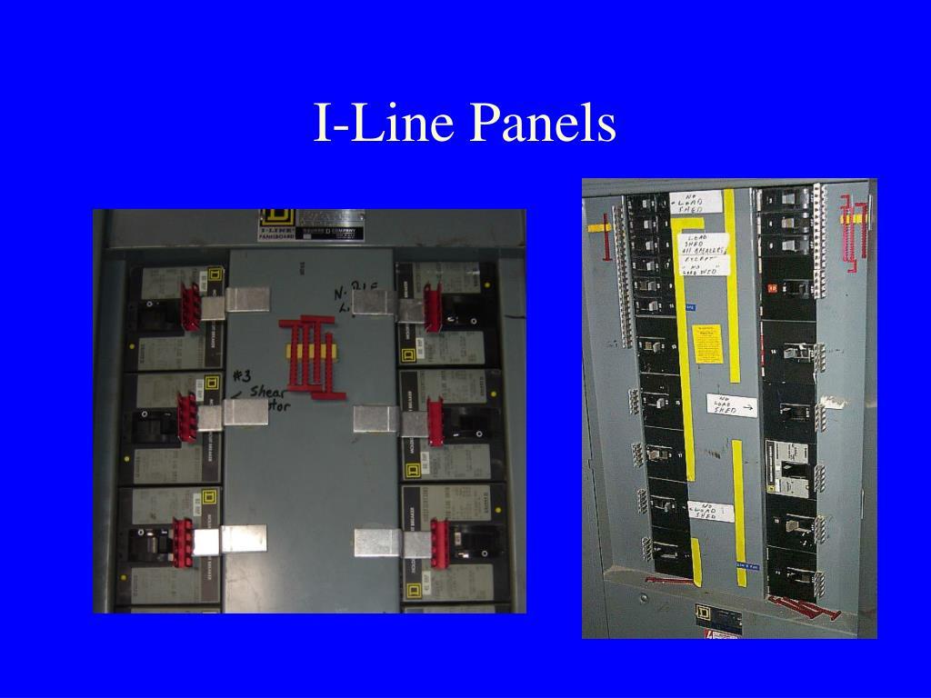 I-Line Panels