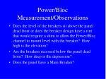 power bloc measurement observations19