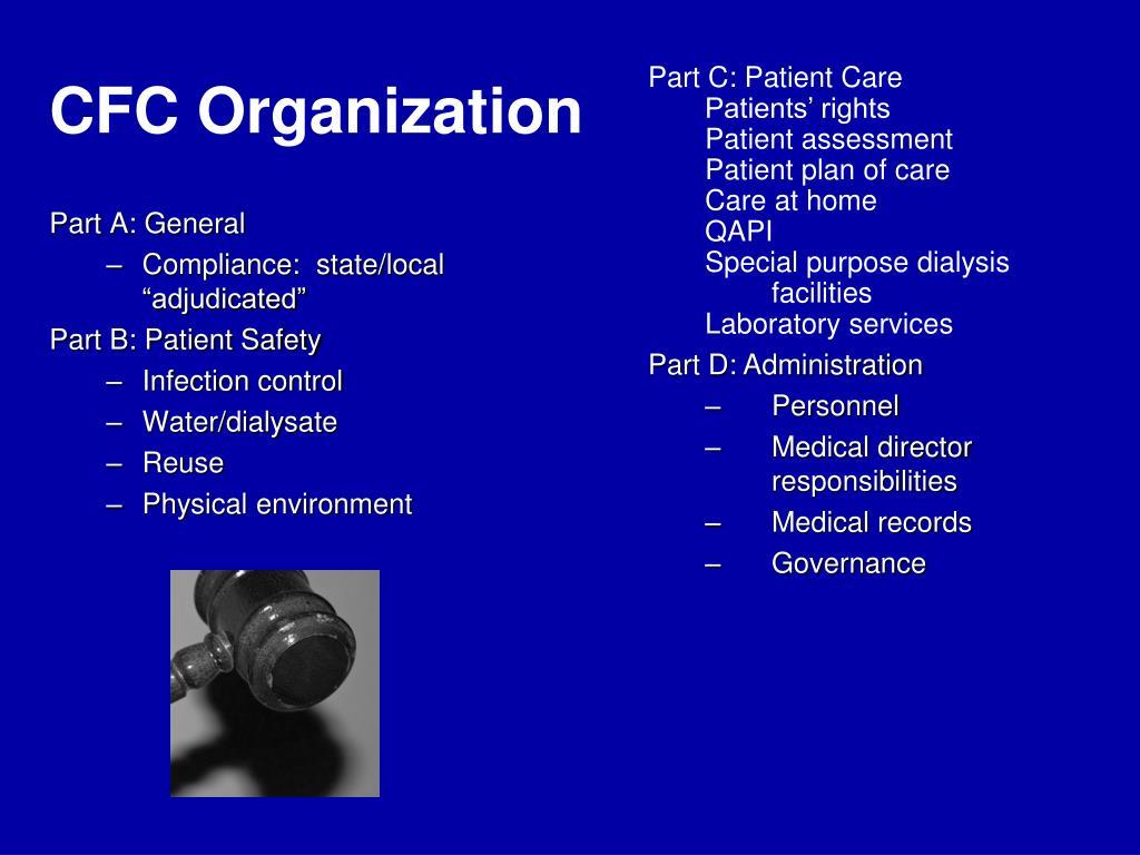 CFC Organization