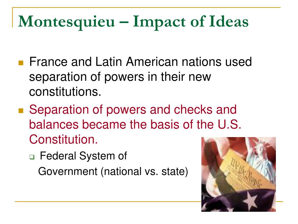 the government of separated powers vs the connected power model How government works federation  created a 'federal' system of government under a federal system, powers are divided between a  power.