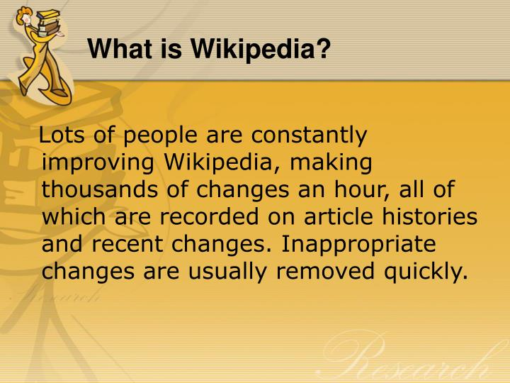 What is wikipedia3