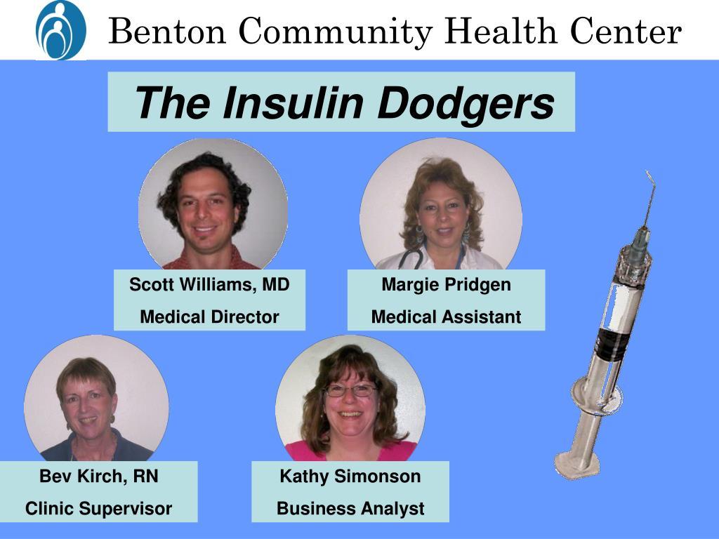 Benton Community Health Center