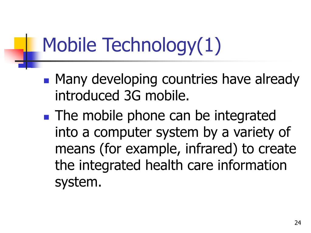 Mobile Technology(1)
