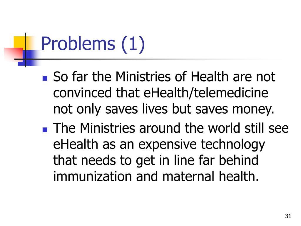 Problems (1)