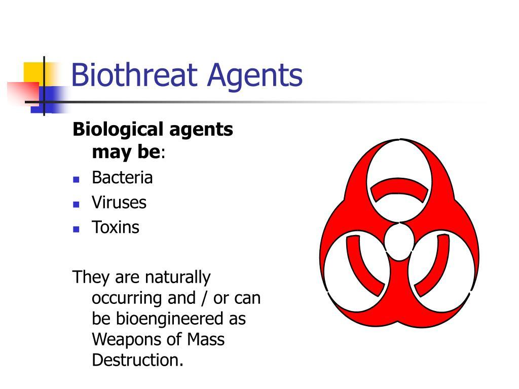 Biothreat Agents