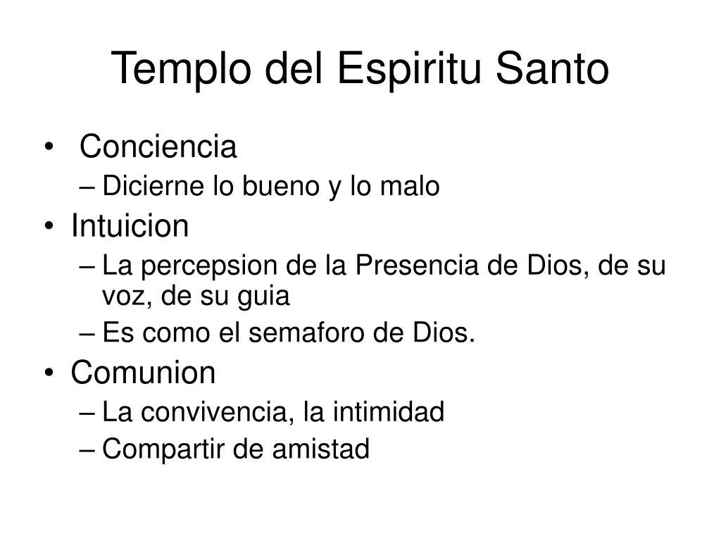 Templo del Espiritu Santo