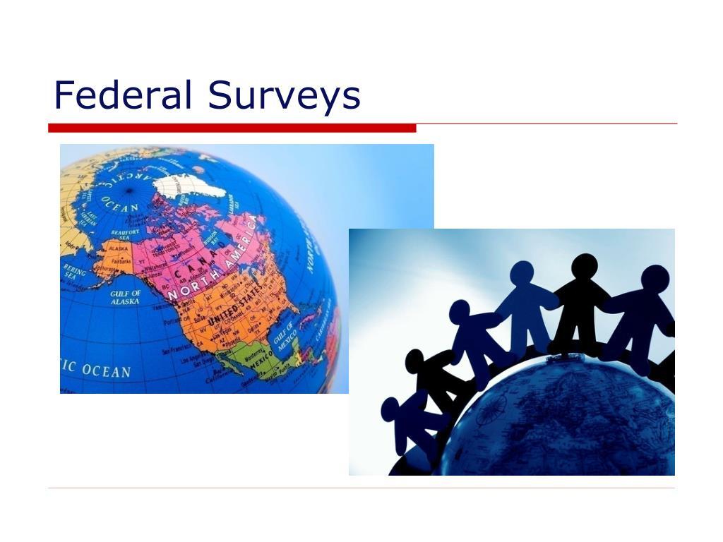 Federal Surveys