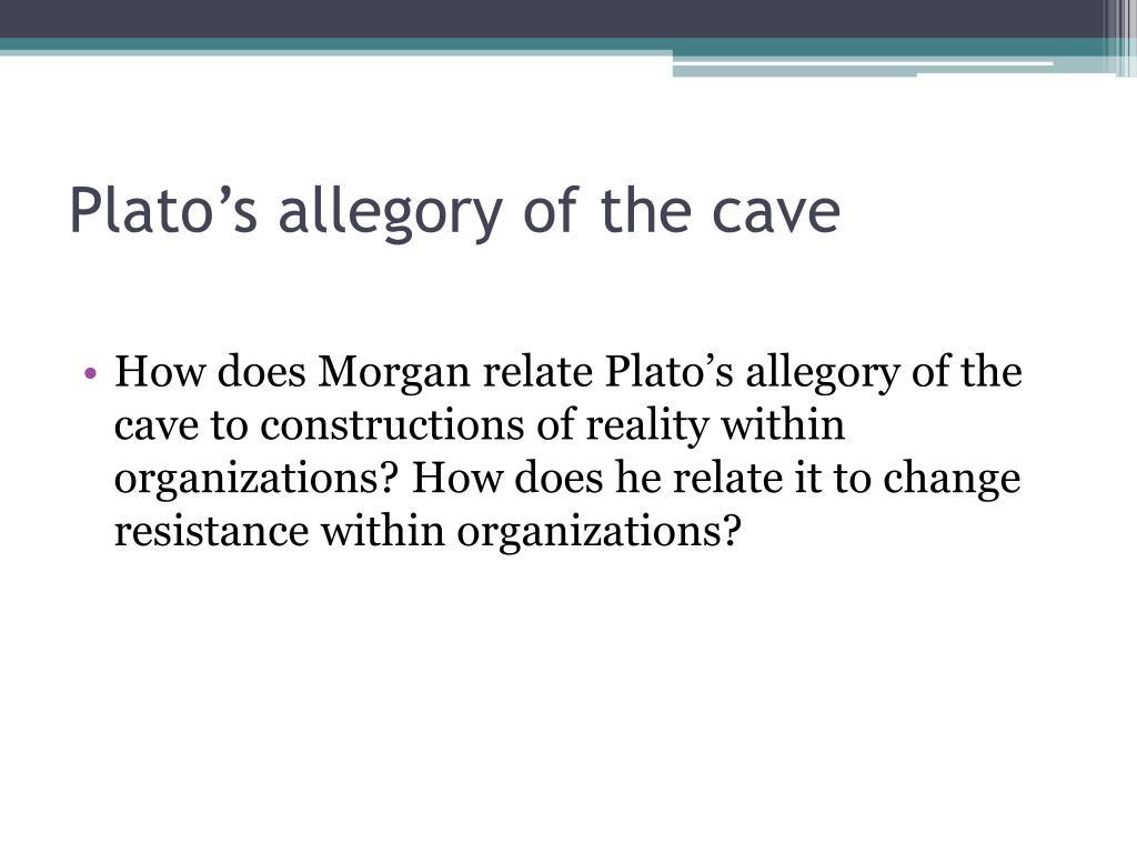 allegory of the cave response Allegory of the cave in the allegory, plato matches uneducated people  in  other words our responses and reaction to being freed from their.