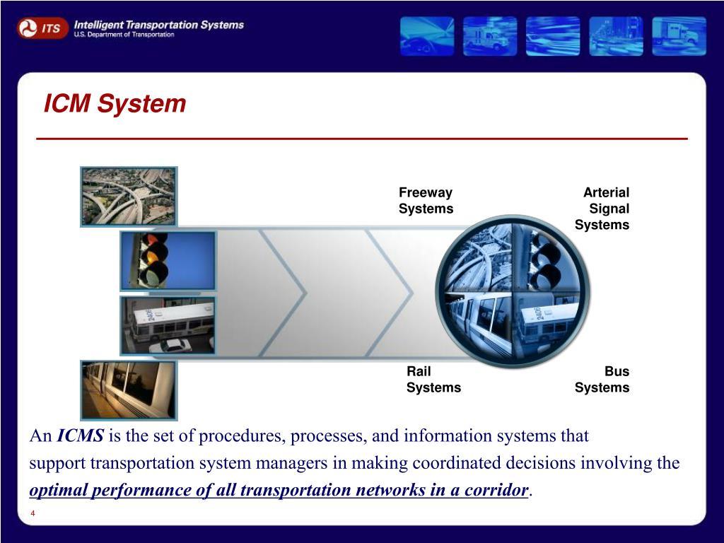 ICM System