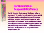 corporate social responsibility theory119